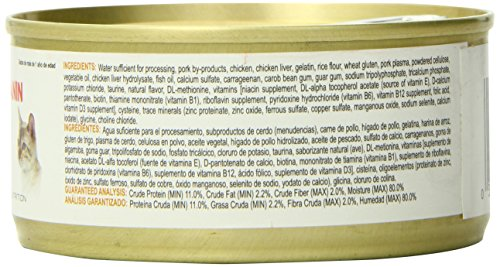 Royal Canin Feline Health Nutrition Intense Beauty 5.8- Ounce Loaf In Sauce Canned Cat Food (24 cans/case)