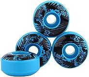 Skateboard Wheel Pu Line Double Rocker Wheel