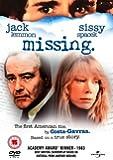 Missing [DVD] (1982)