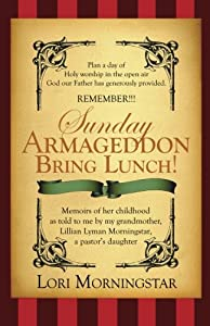 Sunday Armageddon Bring Lunch!