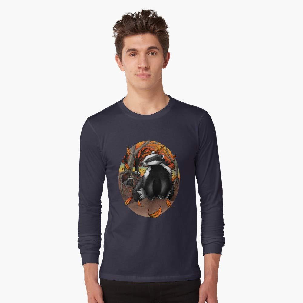 Badgers At Fall Shirts