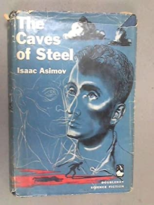 book cover of The Caves of Steel