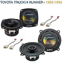 Toyota Truck / 4 Runner 1992-1995 Factory Speaker Upgrade Harmony R4 R5 New