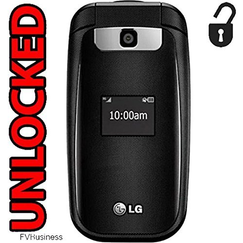 (LG B470 3G Flip Phone GSM Unlocked Bluetooth Camera (at&t) World Phone (NOT CDMA Carriers like Verizon Sprint Boost Mobile Virgin))