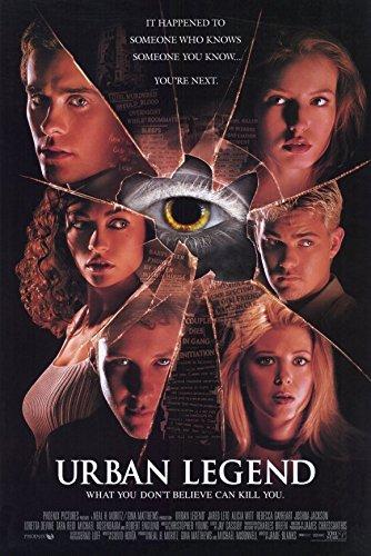 Urban Legend Poster - 1