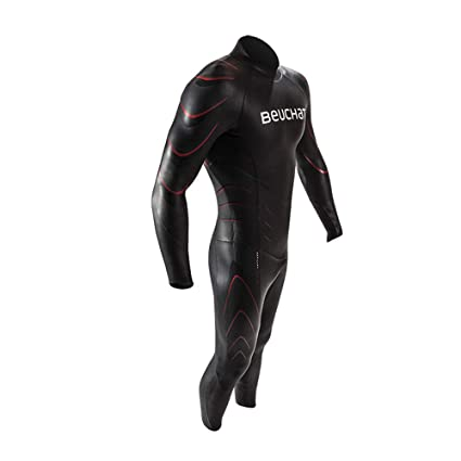 BEUCHAT Crawl C500 - Traje de natación para Hombre: Amazon ...