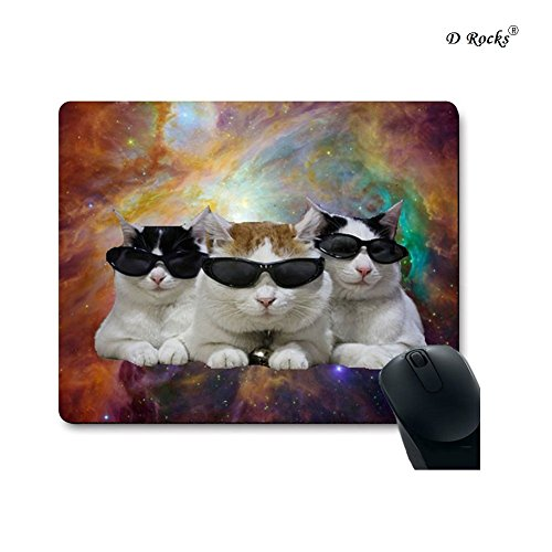 9 Inch x 7.5 Inch Mouse Pad The Story About Cat