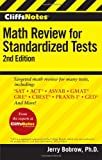 Math Review for Standardized Tests, Jerry Bobrow, 0470500778