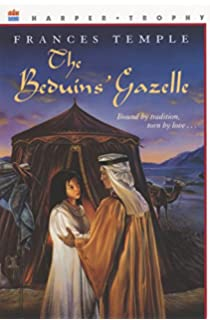 Amazon the ramsay scallop 9780064406017 frances temple books the beduins gazelle harper trophy books paperback fandeluxe Images