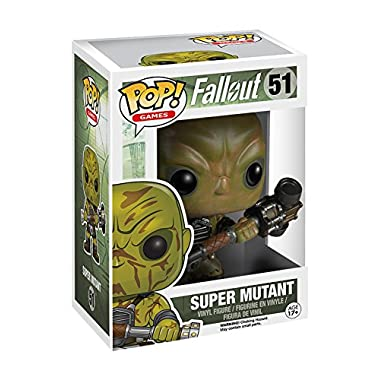 Funko 5852 POP Games: Fallout - Super Mutant