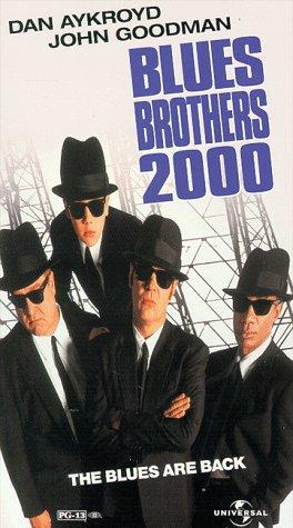 Blues Brothers 2000 [VHS] - Cinema Elwood