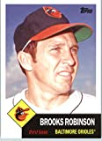 2016 Topps Archives Baseball #48 Brooks Robinson Baltimore Orioles