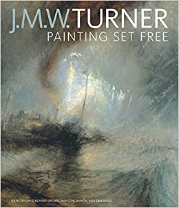 j m w turner painting set free