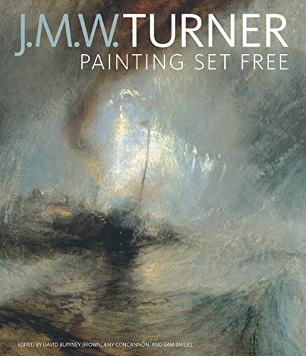 Pre Raphaelite Paintings - J. M. W. Turner: Painting Set Free