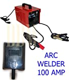 ARC Welder - 100 AMP ARC Welder Welding Soldering Machine Rod 110 Volt AC