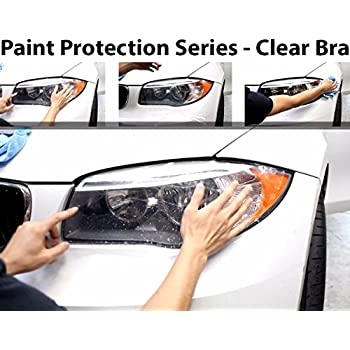 Genuine 3M Scotchgard Paint Protection Film Pre-Cut Kit 2015 2016 2017 Volvo V60