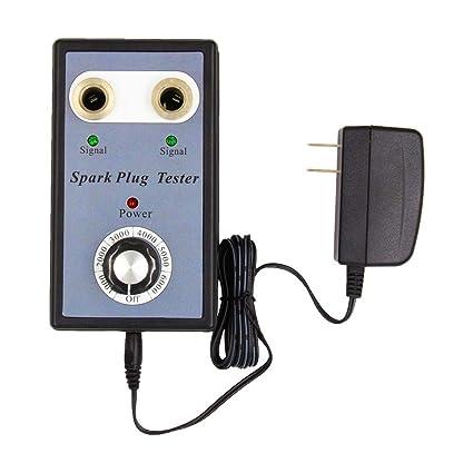 Yunt Probador de la bujía, analizador Dual de la ignición del Detector del probador de