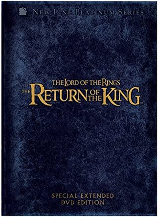 Lotr: the return of the king extended edition credits suite youtube.