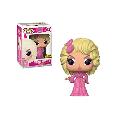 Funko Pop! Drag Queens Trixie Mattel #03: Toys & Games