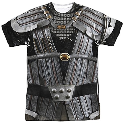 Star Trek - TNG Klingon Uniform All Over Print T-Shirt ()