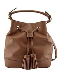 88 Taylor Tassel Crossbody Bucket Handbag For Women