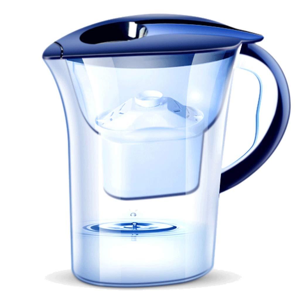 Wxh-Vaso filtrante Filtro Acqua Brocca Cucina Rubinetto Acqua Domestico Depuratore d'Acqua Acqua Potabile Filtro Bollitore Tazza d'Acqua (Colore : 4 Filter) Prezzi