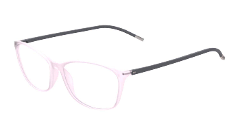 Eyeglasses Silhouette SPX Illusion Full Rim 1563 6110 icy rose 55//15//135 3 piece