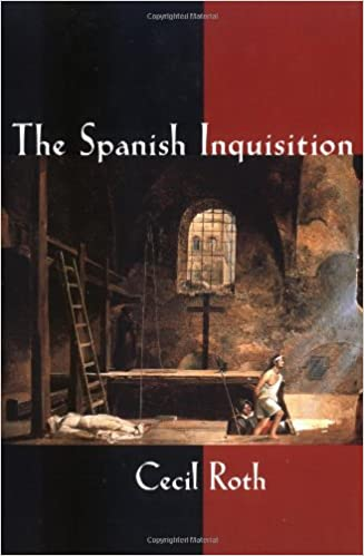 the spanish inquisition cecil roth 9780393002553 amazoncom books - Quest Bergroer Sessel