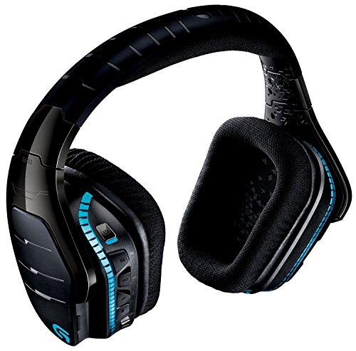 Logitech G933 Artemis Spectrum RGB 7 1 Surround Sound Gaming Headset