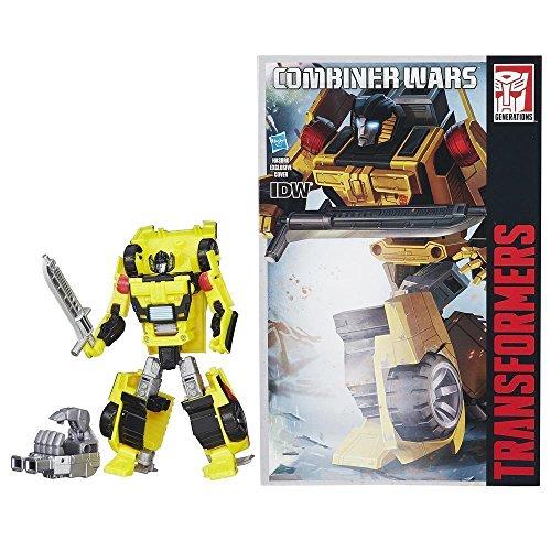 Shalleen Transformers Generations Combiner Wars Deluxe Class Sunstreaker Figure