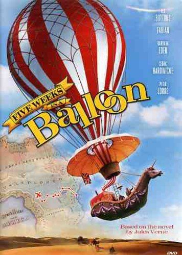 Five Weeks In A Balloon -