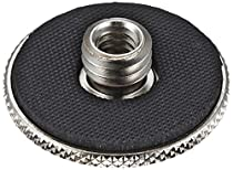 Manfrotto 088LBP Adapter 1/4-Inch- 20 to 3/8-Inch with flange