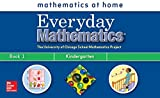 img - for Everyday Mathematics (The University of Chicago School Mathematics Project, Mathematics At Home Kindergarten, Book 1) book / textbook / text book