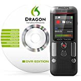 Philips DVT2700 Digital Voice Tracer with Speech Recognition Software Voice Recorder