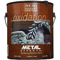 Modern Masters ME396-GAL Reactive Metallic Bronze, 1-Gallon by Modern Masters
