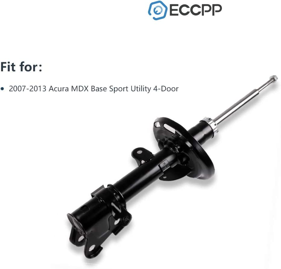 Shocks Struts,ECCPP Front Pair Shock Absorbers Strut Kits Compatible with 2007 2008 2009 2010 2011 2012 2013 Acura MDX 339037 339038