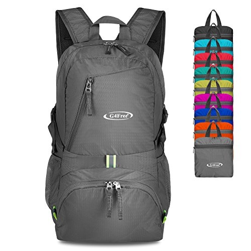 G4Free 40L Lightweight Packable Durable Travel Hiking Backpack