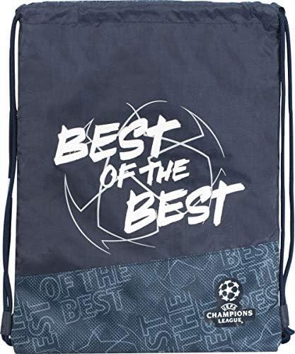 FRABER Saco Plano Grande Champions League The Best: Amazon.es: Deportes y aire libre