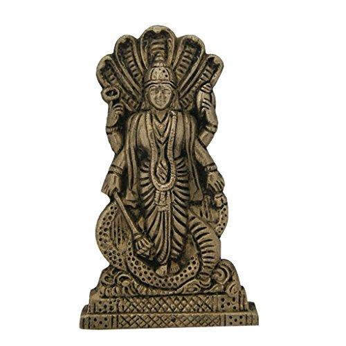 (Aaradhi Divya Mantra Hindu God Vishnu Idol Sculpture Statue Murti)