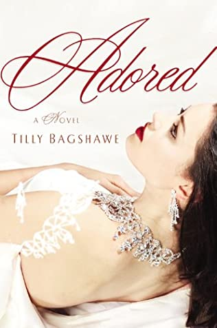 book cover of Adored