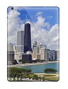 Jose Cruz Newton's Shop Best Ipad Air Case Cover Skin : Premium High Quality The Gold Coast Of Chicago Illinois Case 8823101K87224189