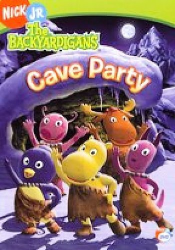 The Backyardigans - Cave Party [Import anglais]