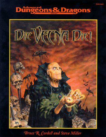 Die, Vecna, Die! (Advanced Dungeons & Dragons) pdf
