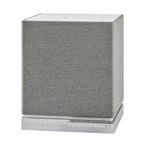 Definitive Technology W7 Wireless Speaker Gray/White W7 WHITE