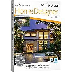 Chief Architect Home Designer Architectural 2018 - DVD