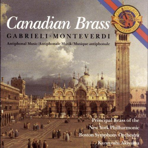 Antiphonal Music (Monteverdi and Gabrielli Antiphonal Music)