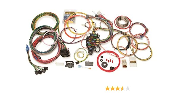 Painless 10205 Clic-Plus Customizable GM Pickup Truck Chis Harness on painless wiring kits, painless wiring systems, painless wiring for 68 camaro, painless 5 3 harness, painless wiring 81, painless wiring tool,
