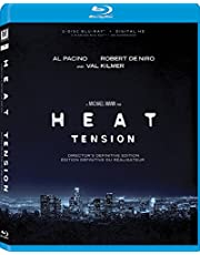 Heat Definitive Director's Cut (Bilingual) [Blu-ray + Digital Copy]