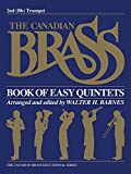 img - for The Canadian Brass Book of Easy Quintets: 2nd Trumpet book / textbook / text book