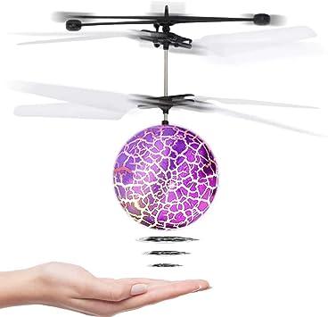 CYKT Drones Hover Ball, Flying Ball Juguetes para niños Juguetes ...
